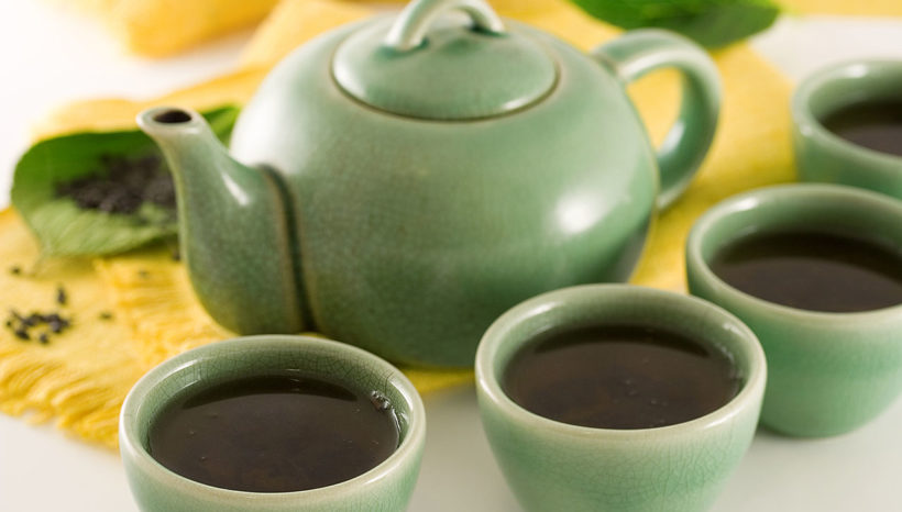 Could Drinking Green Tea Save Your Life?