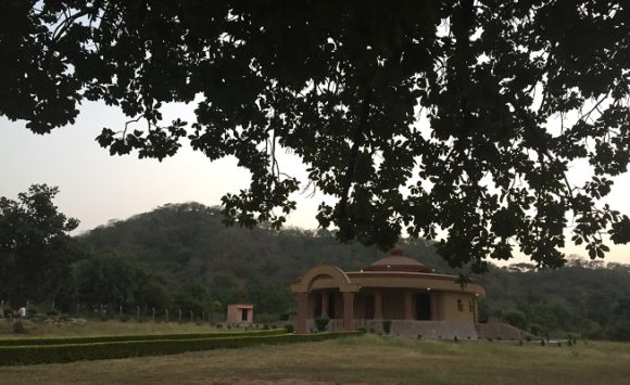 Pilgrimage 2015: Hiking in Khajuraho