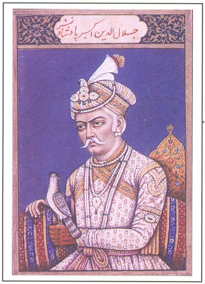 Mughal Akbar