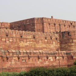 Pilgrimage 2015 Agra: Agra Fort