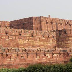Pilgrimage 2015 Agra: Agra Fort