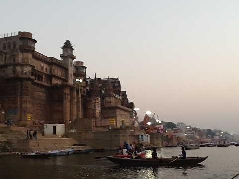 Pilgrimage 2015: Varanasi (Day 2 Morning)