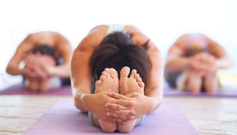 Yoga Asana-Dandasana