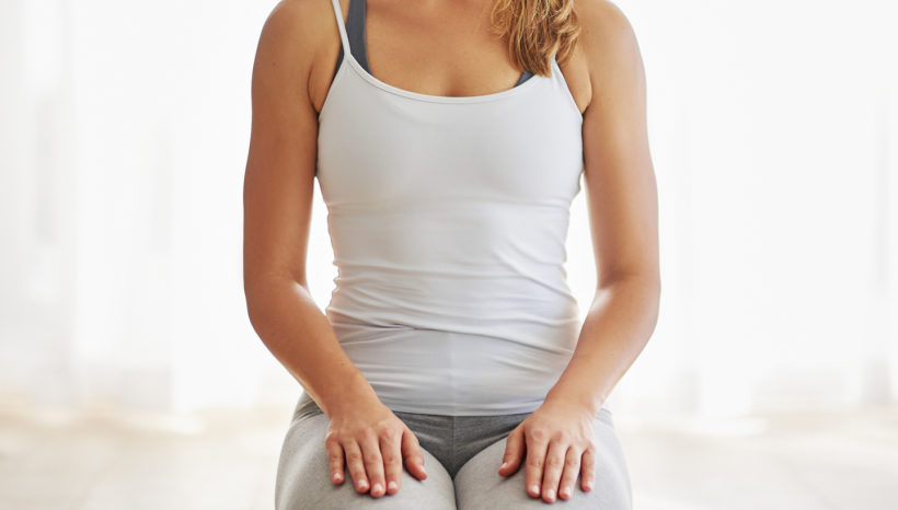 Yoga Asana-Virasana