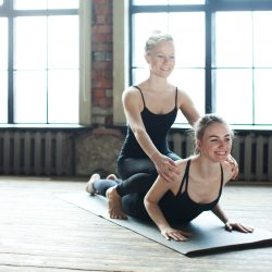 utthita hasta padasana  the balanced yogi  unifying the